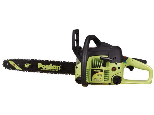 "Poulan 952802027 16"" 34 cc Chainsaw"