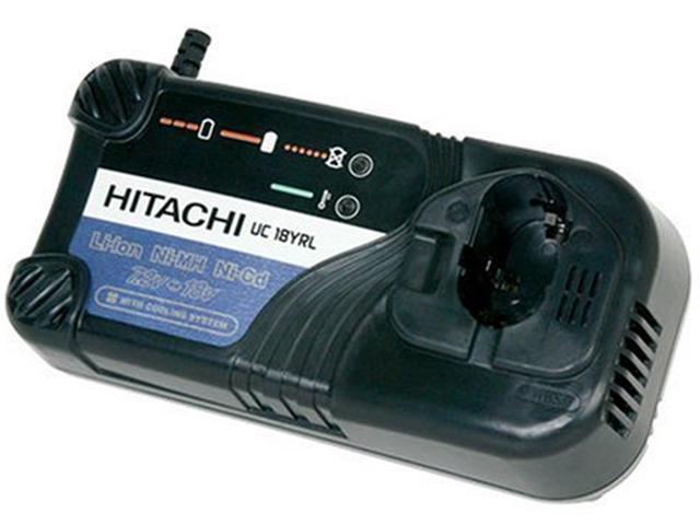 HITACHI POWER TOOLS 18 Volt Li-Ion & Nicad Quick Charger