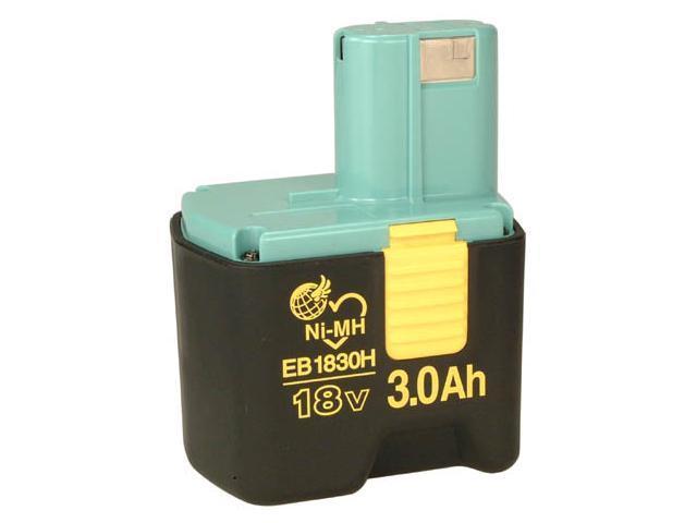 Hitachi Power Tools 323902 18 Volt 3.0 Ah Battery
