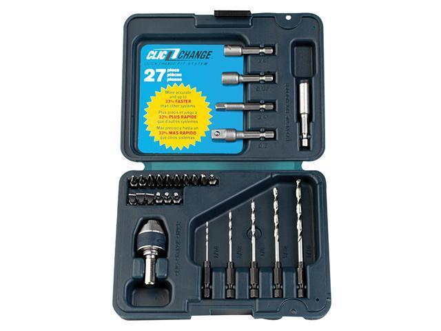 BOSCH                                    27 Piece Drill & Driver Bit Set