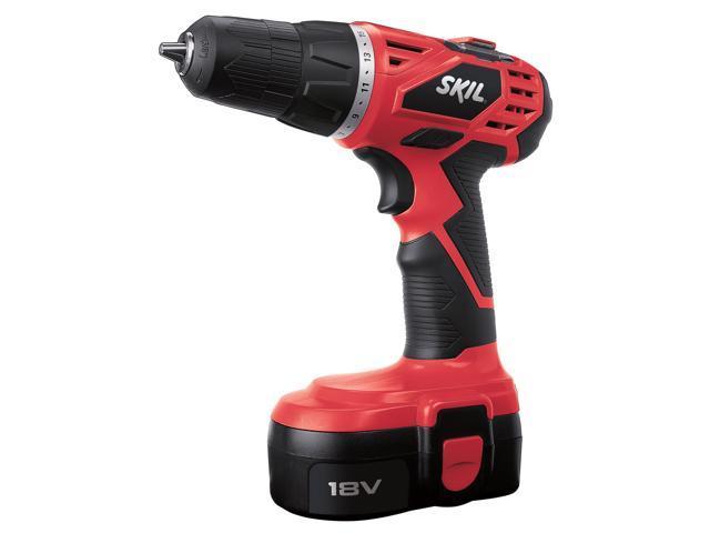 Skil 2260-01 18 Volt Single Speed Cordless Drill & Driver