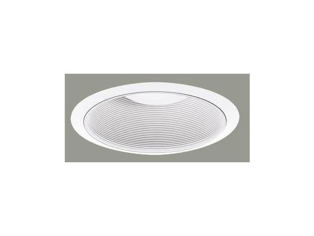 Cooper Lighting White Recessed Light Fixture Trim 75 Watt