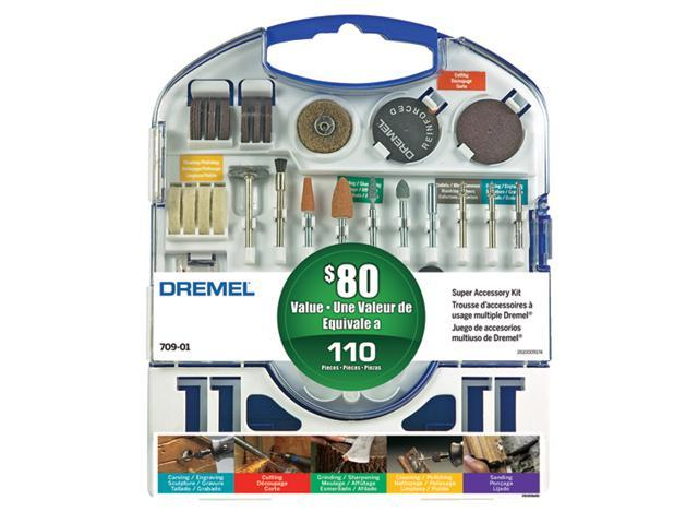 DREMEL 110 Piece Super Accessory Kit