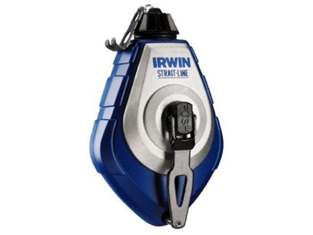 Irwin 2031318DS 100' Strait-Line™ Chalk Reel