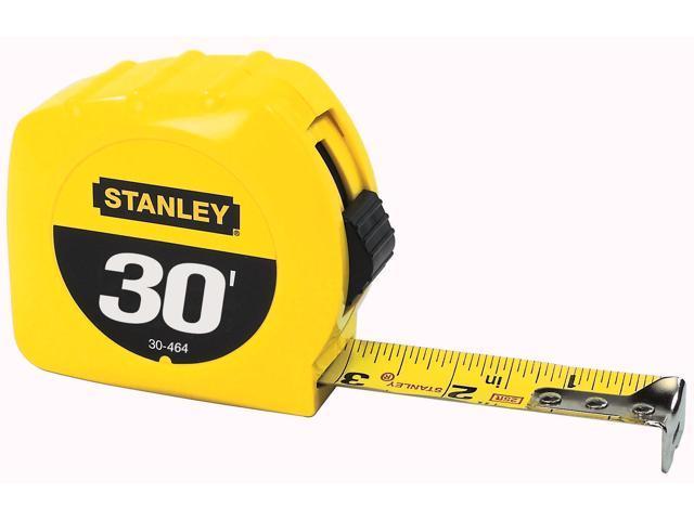 Stanley Hand Tools 30-464 30' Power Return Rule