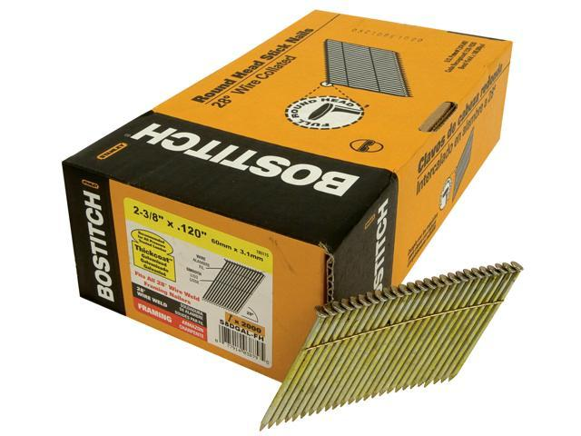 Bostitch Stanley S8DGAL-FH 2,000 Count 2-3/8