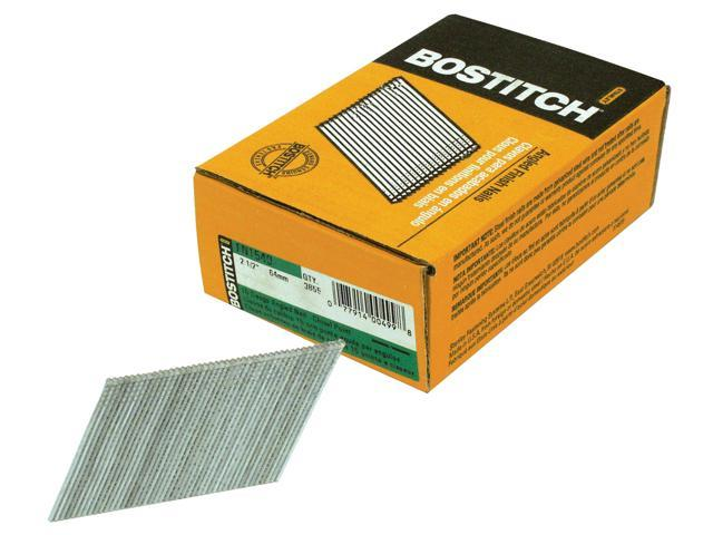 """Bostitch Stanley FN1540 3,655 Count 2-1/2"""" 15 Gauge Angled Finish Nails"""