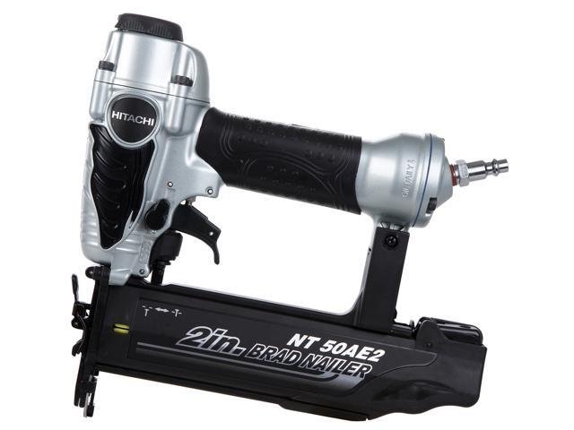 "Hitachi Power Tools NT50AE2 2"" 18 Gauge Finish Nailer"