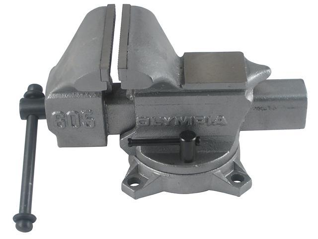 "Olympia Tools 38-605 5"" Bench Vise"