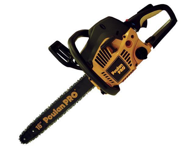 """Poulan Pro 952802144 16"""" 35 cc Chainsaw"""