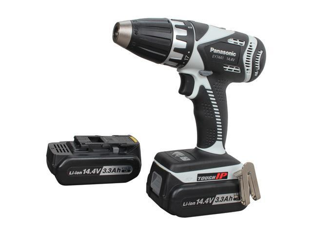 Panasonic EY7441LR2S 14.4V Drill & Driver Kit