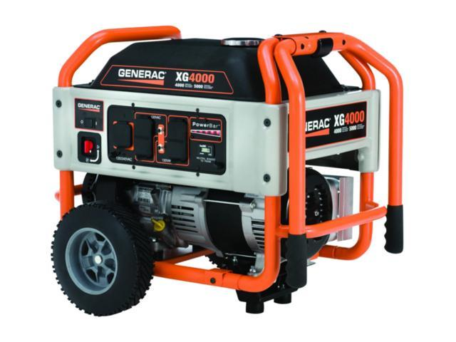 Generac 5778 Portable Generator