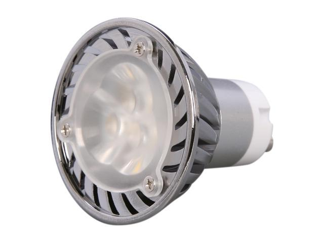 Rosewill RLLB-12001 35 Watt Equivalent 3 Watt MR16 GU10 Base Warm White LED light Bulb