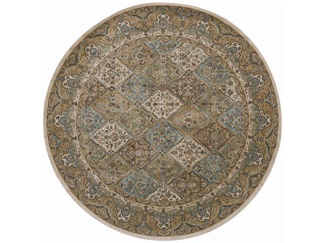 Shaw Living Arabesque Stratford Area Rug Light Multi 7' 5