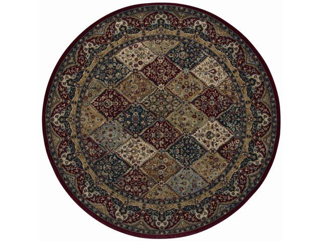 Shaw Living Arabesque Stratford Area Rug Multi 7' 5