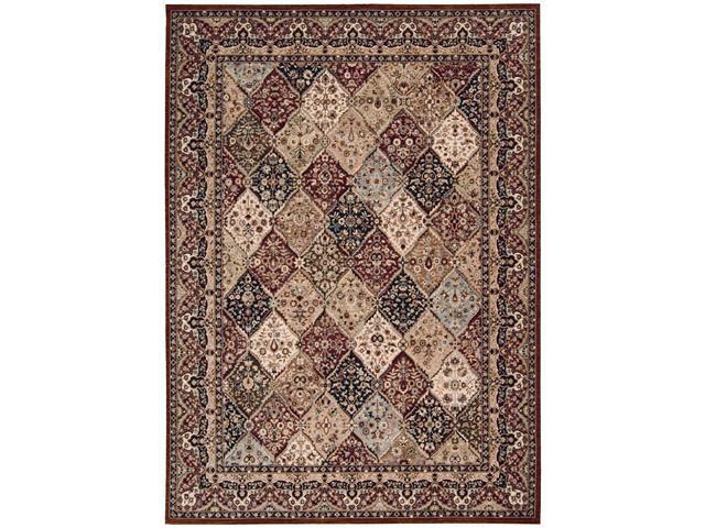 Shaw Living Arabesque Multi 12 39 X 15 39 3K07201440 Area Rugs
