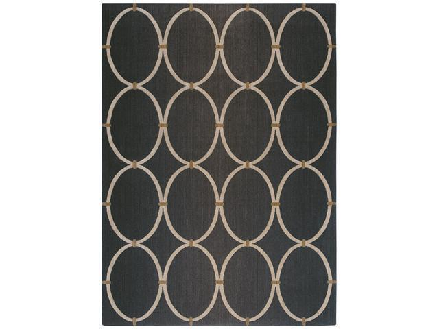 """Shaw Living Pacifica Legacy Area Rug Cocoa 7' 9"""" x 10' 10"""" 3K08304700"""