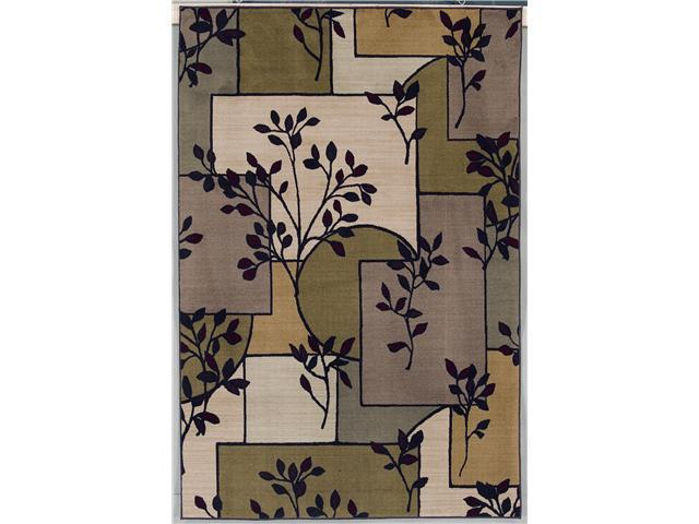 Shaw Living Modern Elements Mission Area Rug Multi 7' 6