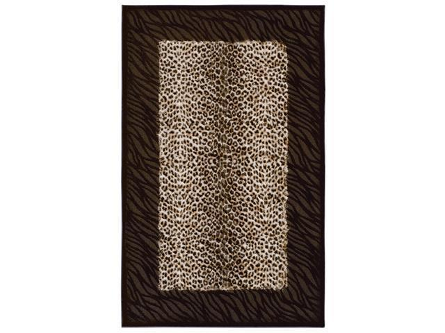 Shaw Living Centre Street Hollywood Area Rug Brown 8' x 10' 3P18509700