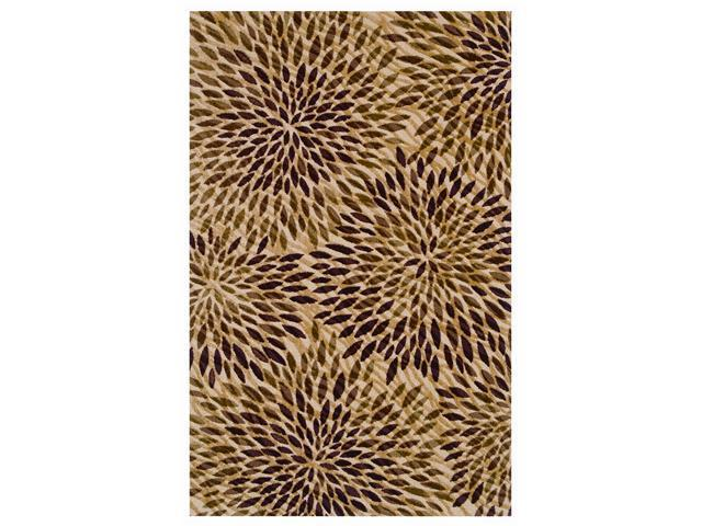Shaw Living Centre Street Fling Area Rug Beige 9' x 13' 3P18600100
