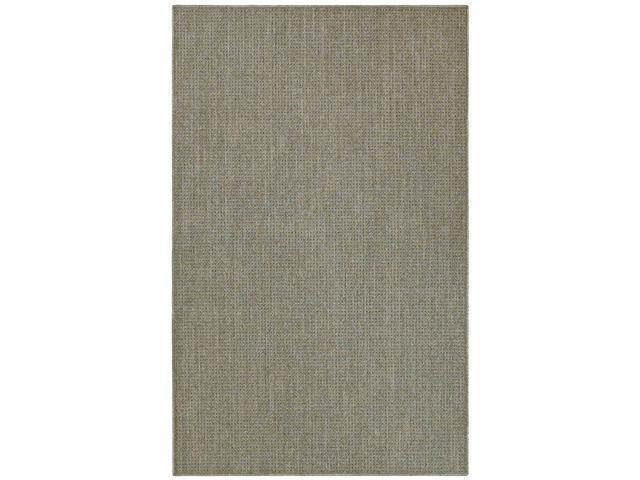 Shaw Living Natural Expressions Rattan Area Rug Sea Grass 5' x 8' 3Q04200300