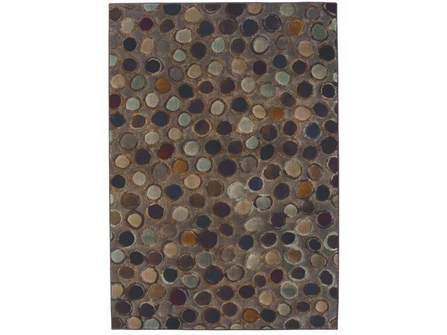Shaw Living Impressions Zing Garden Area Rug Multi 5' 5