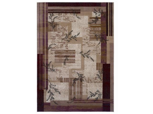 Shaw Living Inspired Design Notting Hill Area Rug Gold 7' 8