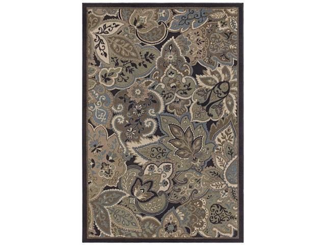 "Shaw Living Concepts Marrakech Area Rug Brown 9' 2"" x 12' 3V94415700"