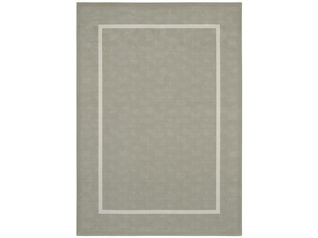 "Shaw Living Woven Expressions Platinum Astoria Area Rug Meadow Mist 2' 2"" x 3' 2"" 3VA5706101"