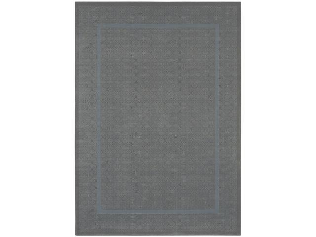 Shaw Living Woven Expressions Platinum Astoria Area Rug Dove 2' 2