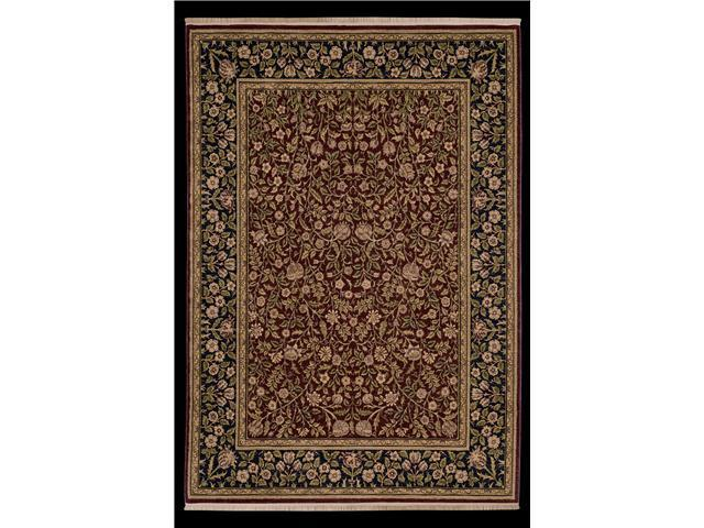 "Shaw Living Antiquities English Garden Area Rug Brick 5' 5"" x 7' 7"" 3X65271800"