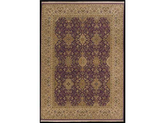 "Shaw Living Antiquities Khorassan Area Rug Brick 5' 5"" x 7' 7"" 3X65275800"