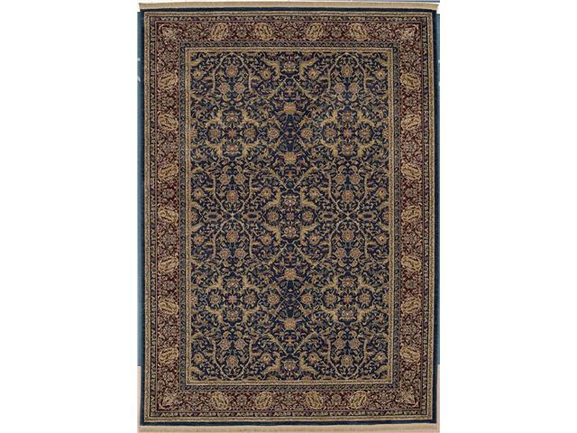 "Shaw Living Antiquities Royal Sultanabad Area Rug Ebony 9' 6"" x 13' 1"" 3X65878500"