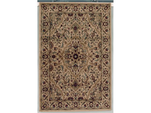Shaw Living Accents Antiquity Area Rug Natural 7' 9
