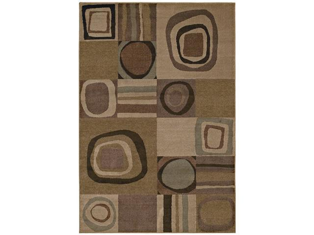 Shaw Living Accents Galaxy Area Rug Light Multi 7' 9