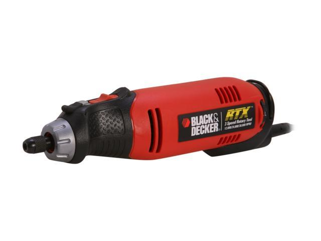 Black & Decker RTX-B 3 Speed Rotary Tool