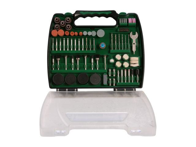 Hitachi 115005 200 Piece Mini Grinder Accessory Set