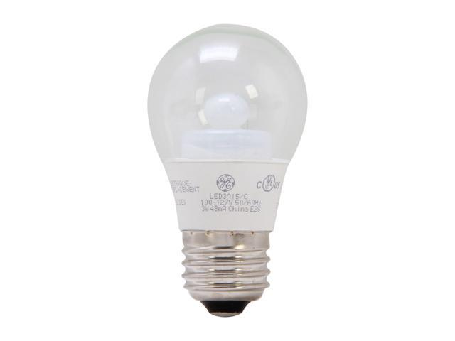 GE Lighting 63012 15 Watt Equivalent LED Light Bulb