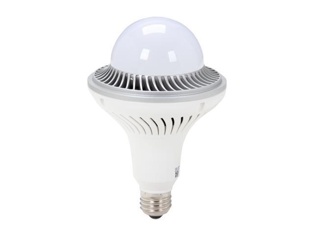 GPI Ledplux LX-PR30-19F-CW-19W 75 Watt Equivalent PAR38 LED Bulb UFO Wide Angle Series Cool White