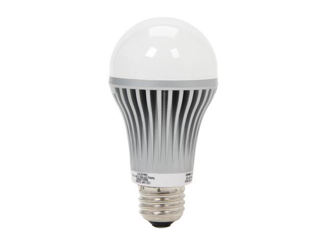 Collection LED A19 / 10 Watt / 75 watt Incandescent replacement / 636 lumen / warm white / 3000k  / 40,000 hr   / 3 yr warranty