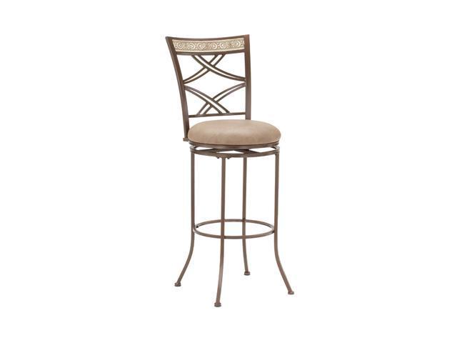 Hillsdale Furniture Alcoma Swivel Bar Stool