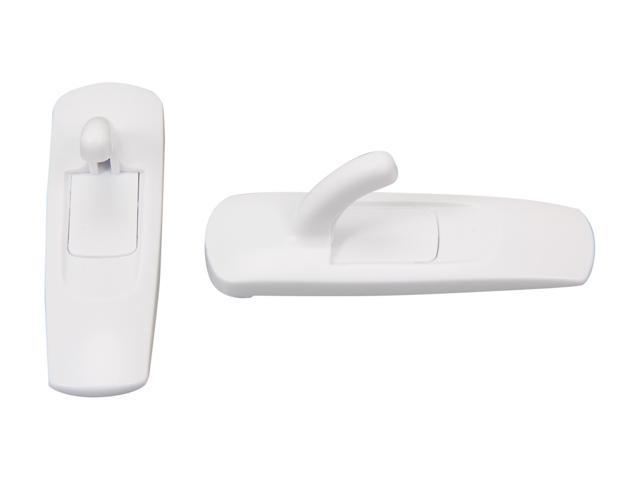 3M Command 17001-VP-6PK Medium Utility Hooks Value Pack, White, 6 hooks, 12 strips