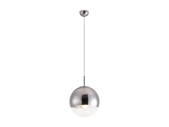 Zuo Modern Kinetic Ceiling Lamp Chrome 50104