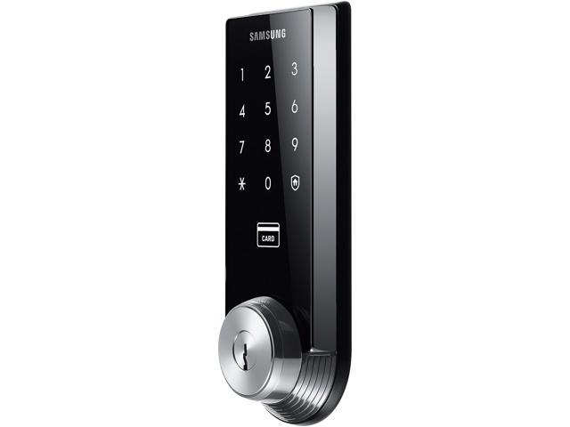 Samsung Ezon Electronic Digital Deadbolt Lock (US version) SHS-3320