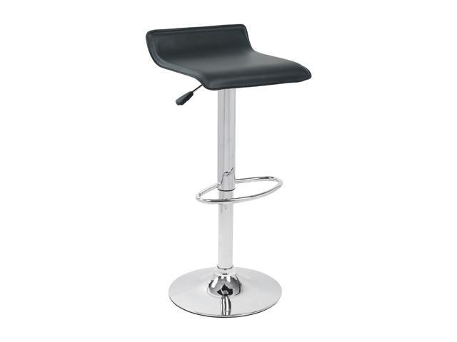 LumiSource Ale Bar Stool Black