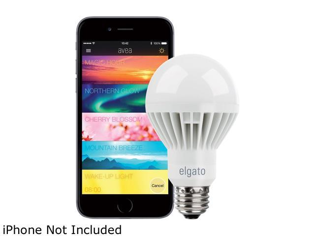 Elgato Avea 7W Smart LED Bulb, Multicolor, 10027700