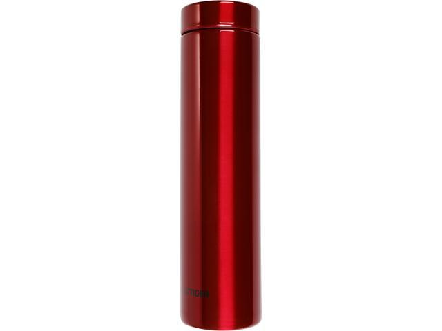 Tiger MMZ-A060-RY Stainless Steel Vacuum Insulated Tumbler, 20-Ounce, Agate Red