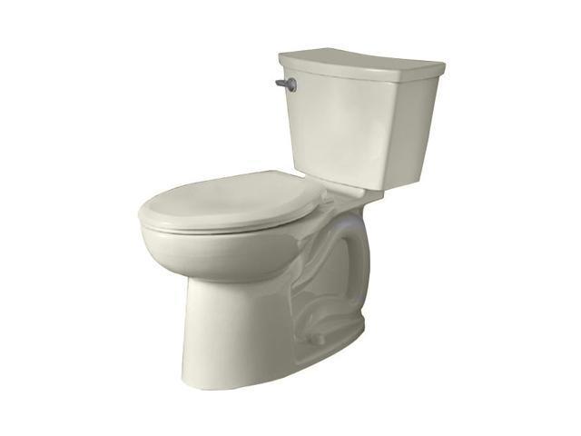 American Standard 2588.101.222 Studio Cadet 3 FloWise Elongated Toilet - Linen