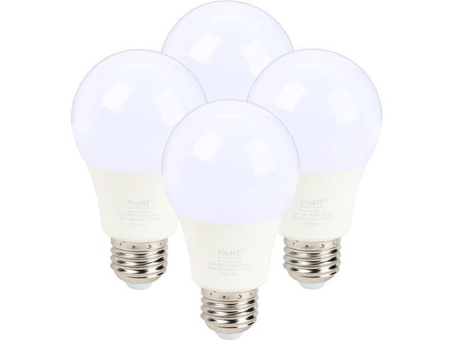 ProHT 88163 Soft White LED A19 40W Replacement Light Bulb Non-Dimmable 4 Pack