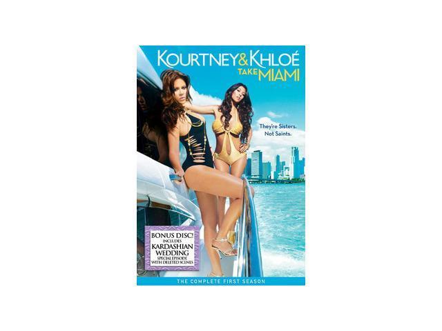 Kourtney & Khloe Take Miami: Complete First Season